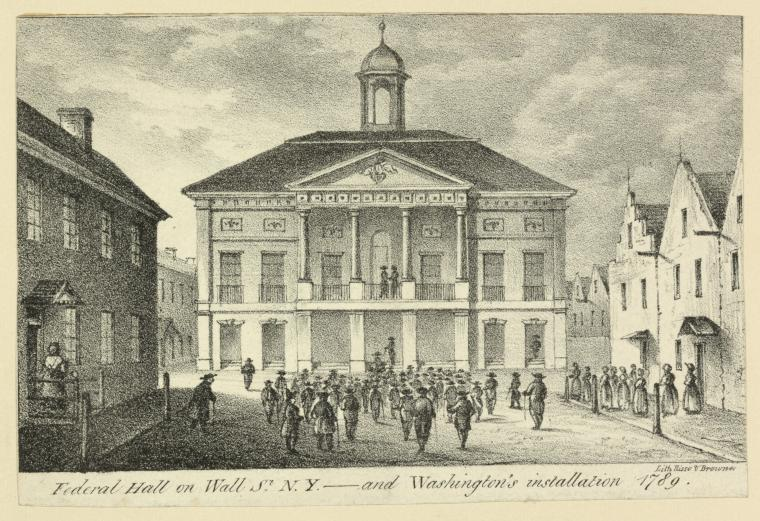 Federal Hall On Wall St Coin Collectors Blog