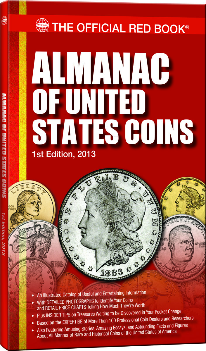 Whitman Almanac Of Us Coins 1st Edition Coin Collectors Blog