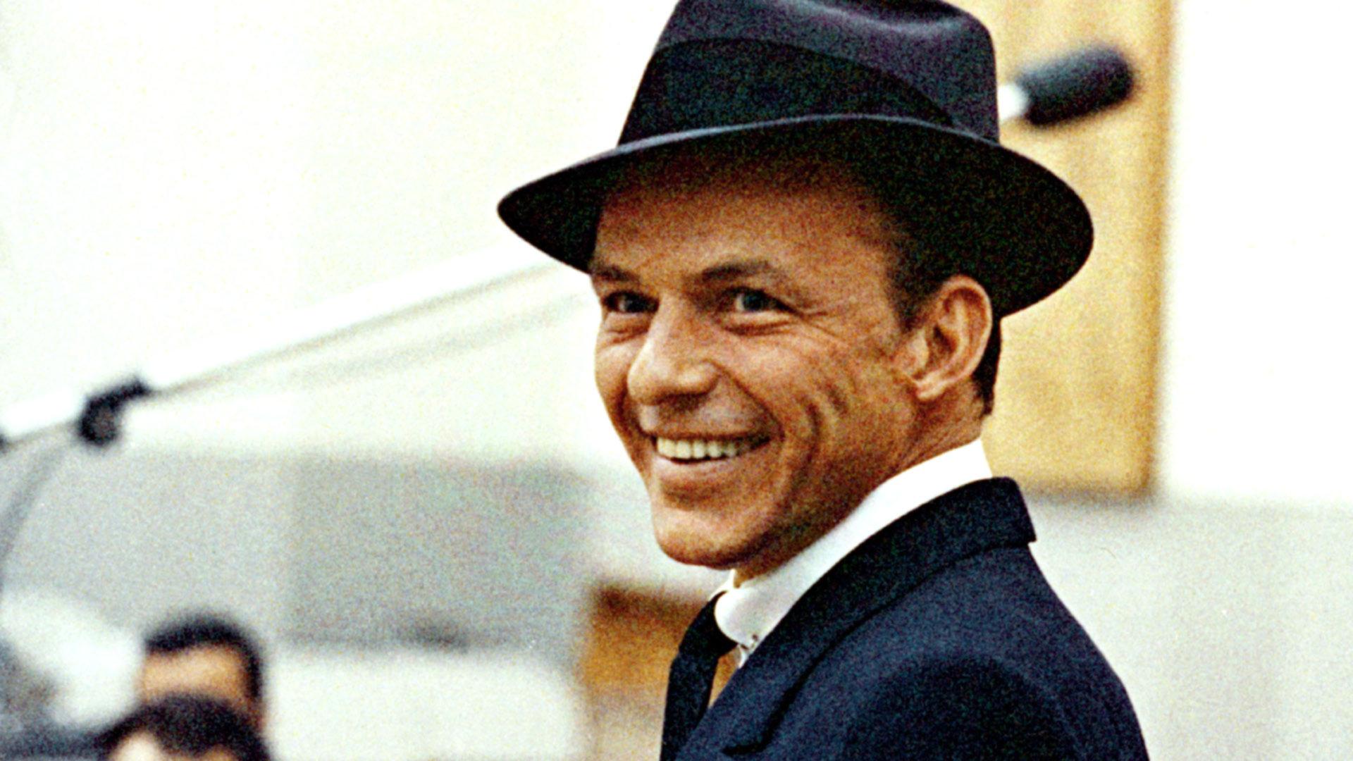 Frank Blues Frank Sinatra Ol' Blue Eyes