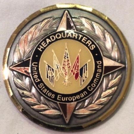 U S European Command Useucom Hq Obv Coin Collectors Blog
