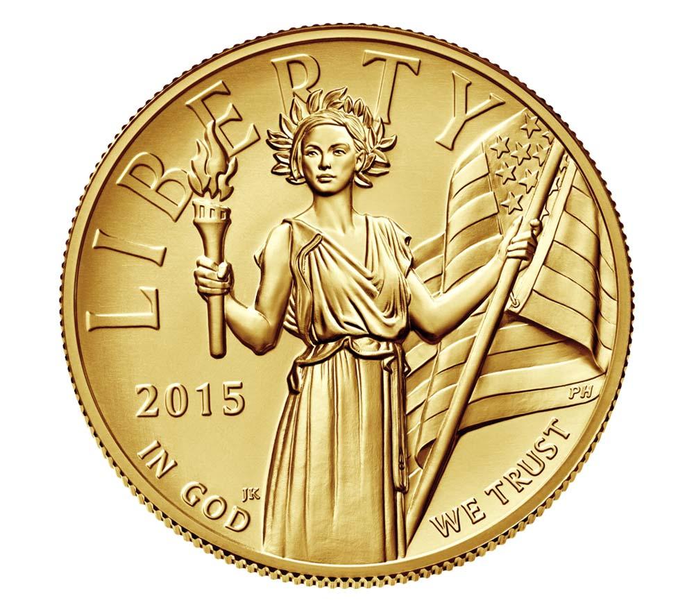 2015 Liberty High Relief Gold Coin Coin Collectors Blog