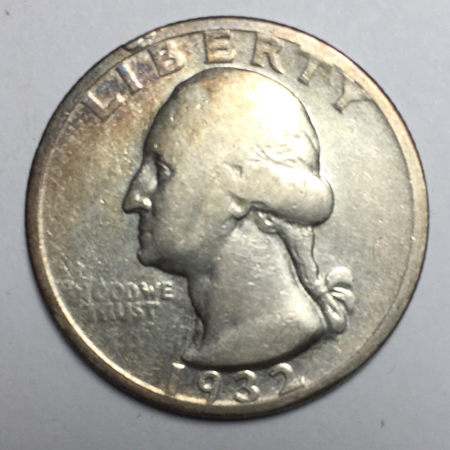 1932 S Washington Quarter Obv Coin Collectors Blog